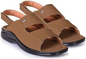 Action Men Tan Sandals