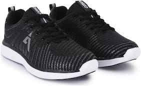 Action Men Athleo Running Shoes ( Black )