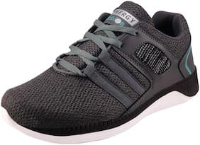 Action Men 7330-darkgreygreen Grey Running Shoes