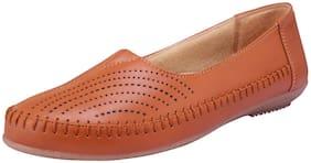 Action Women Tan Casual Shoes
