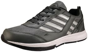 Action Synergy Men's Sports Running Shoes SRF0095 DarkGrey/Silver