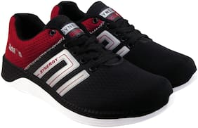 Action Men Red Running Shoes