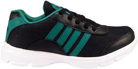 Action Women LDS16-BlackGreen Running Shoes ( Green )