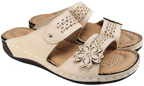 Action Synergy Women Comfortable Flat Sandals Doctor01