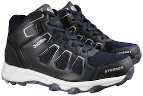 Action Synergy Men's Sports Running Shoes TRH0025 NavyBlue/Silver