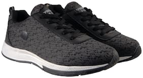 Action Synergy Men's Sports Running Shoes JQF0074 Grey/Black