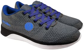 Action Men EP001-GreyBlueA Running Shoes ( Blue )