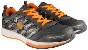 Action Synergy Men's Sports Running Shoes SRF0094 Grey/Orange