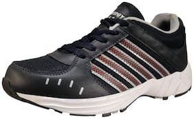 Action Synergy Men's Sports Running Shoes SRH0065 NavyBlue/SilverMehroon
