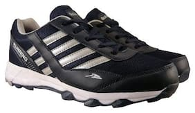 Action Synergy Men's Sports Running Shoes SRF0095 NavyBlue/Silver