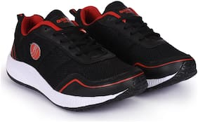 Action Women Running Shoes ( Black )