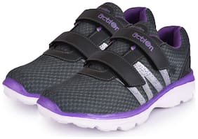 Action Women Running Shoes ( Grey )