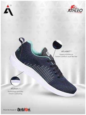 ATL-40 Running Shoes For Women ( Navy Blue )