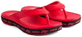 Women Flip Flops ( Red )