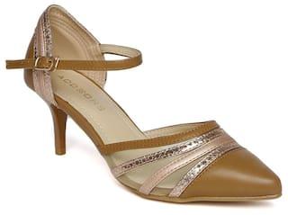 Addons Women Beige Sandals