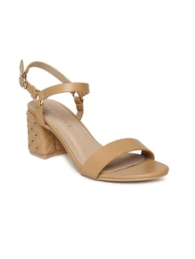 Addons Women Brown Sandals