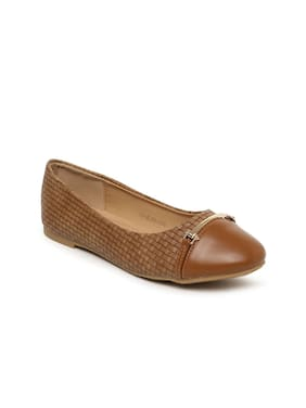 Addons Women Brown Bellie