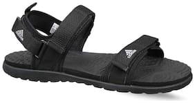 Adidas Men Black Sports Sandals