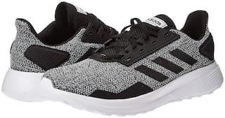 Adidas Men Duramo 9 Running Shoes ( Grey )