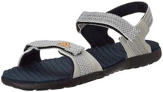 Adidas Men Grey Sports Sandals