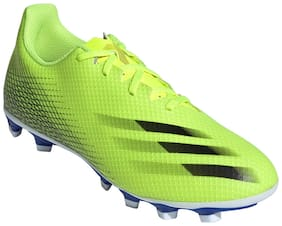 X GHOSTED.4 FXG BOOTS Football Shoes For Men ( Green )