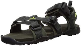 Adidas Men Green Sports Sandals