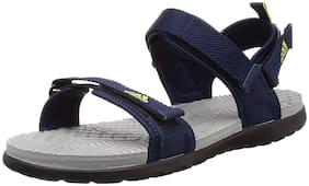 Adidas Men Blue Sports Sandals