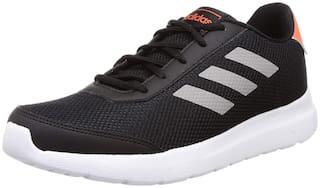Adidas Men Glarus Running Shoes ( Black )
