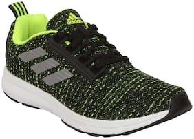 Adidas Men Running Shoes ( Green & Black )
