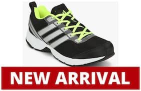 adidas Men's Adi Pacer M Black Running Shoes