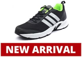 Adidas Men Albis 1.0 M Black Running Shoes