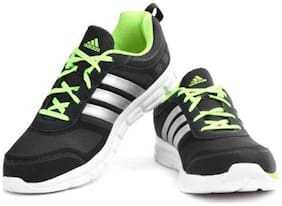 Adidas Men AF2998 Black Running Shoes