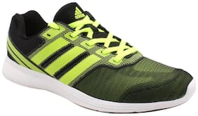 Adidas Men Adi Pacer Elite M Lime Green Running Shoes