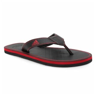 6d294832f Buy Adidas Men Black Flipflop Online at Low Prices in India ...