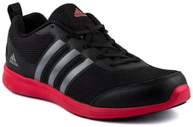 adidas Men's Yking M Black Running Shoes