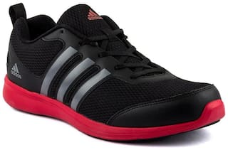 Adidas Men Black Running Shoes - BI2798