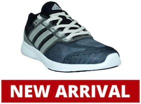 Adidas Men BA2800 Grey Running Shoes