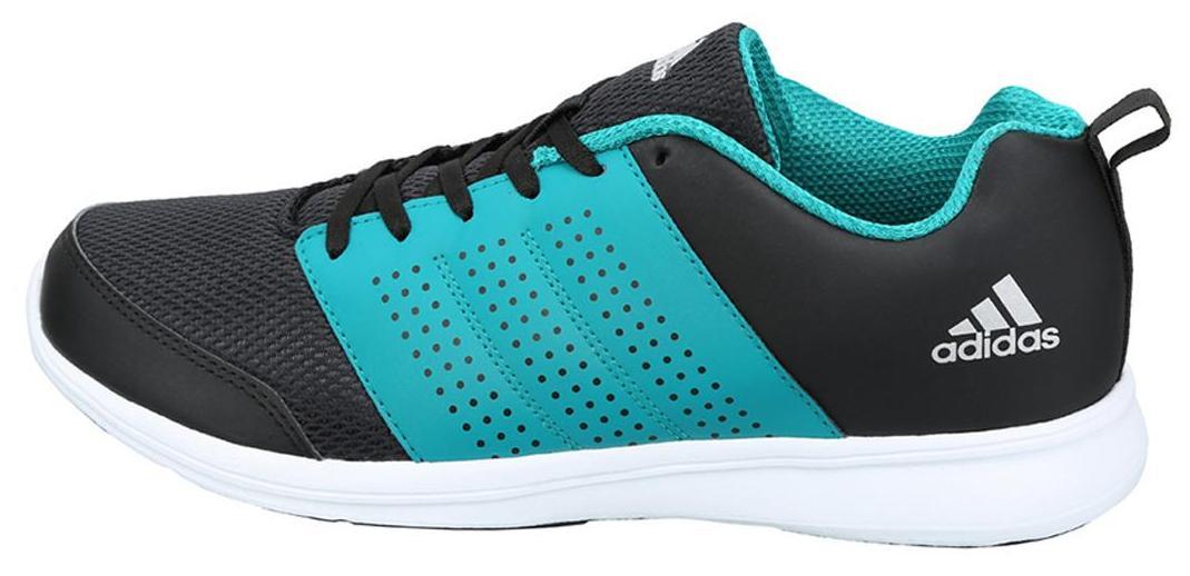 Adidas Men Running Shoes ( Black ) for