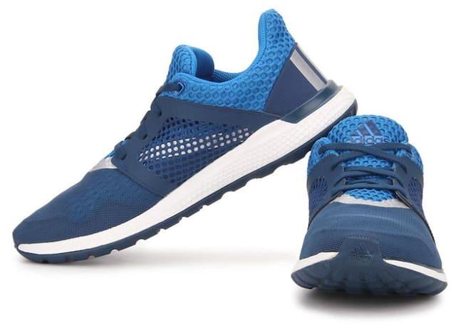Adidas Men Blue Running Shoes - B49589