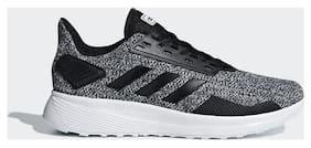 Adidas Men DURAMO 9 Running Shoes ( Black )