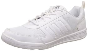 Adidas Men SCHOOL SHOES Running Shoes ( White )