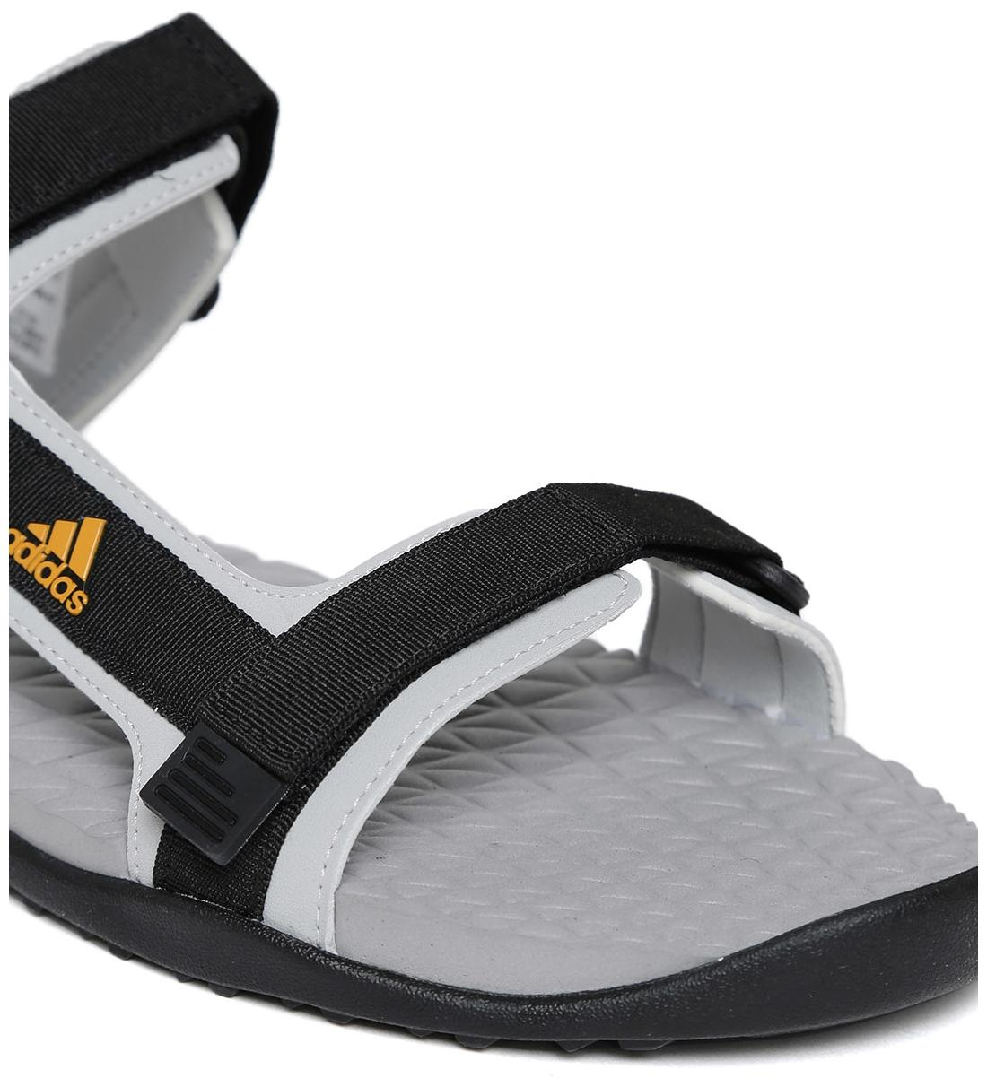 67c19b524125 Buy adidas Men s Ravish M Grey Sandals   Floaters Online at Low Prices in  India - Paytmmall.com