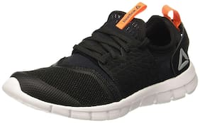 d1b343025 Reebok Men Black Running Shoes - Cn5974