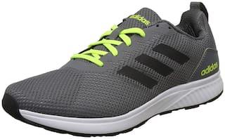 Adidas Men Grey Running Shoes - Cj8130
