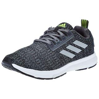 29e4057c847c3e Adidas Men Grey   Black Running Shoes - Ci9831 for Men - Buy Adidas ...