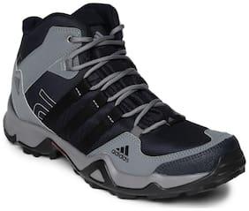 ADIDAS Men Navy & Grey AX2 MID Outdoor Shoes