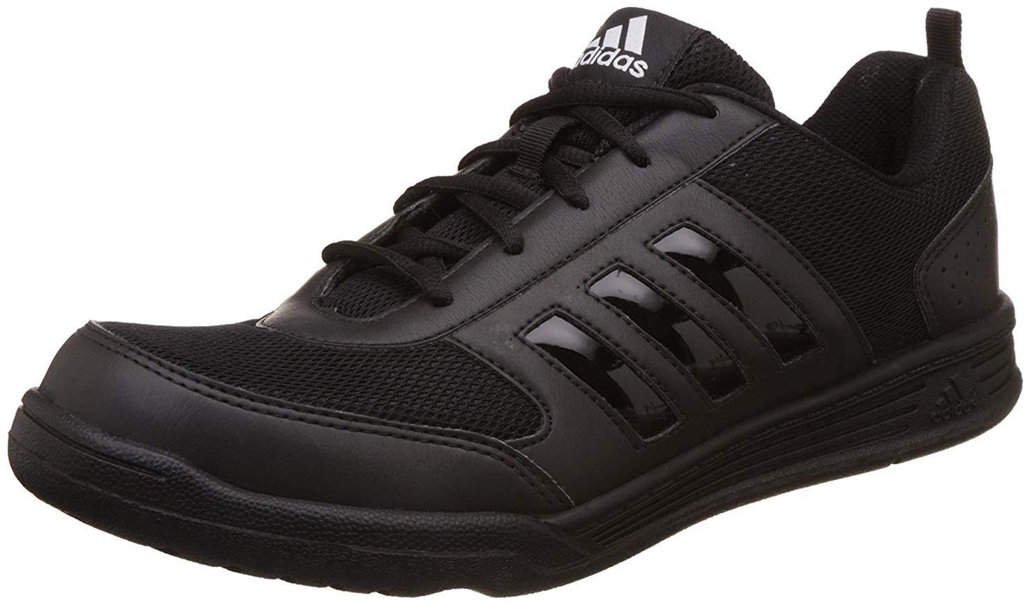 Adidas Black Running Shoes