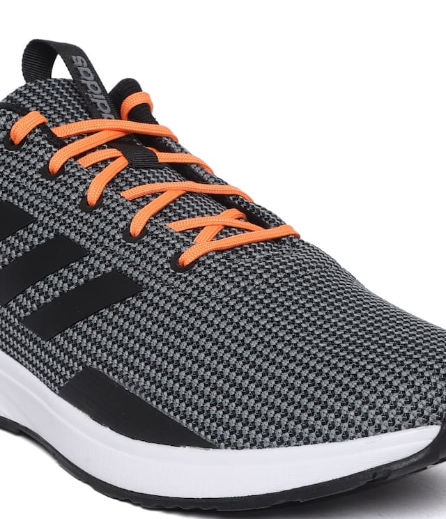 Adidas Men Black Running Shoes - Cj7987