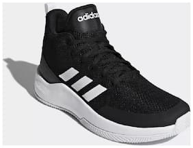 Adidas Men's Speed End2End Black Running Shoes