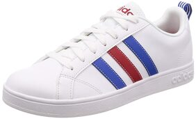 Adidas Men White Sneakers Shoes